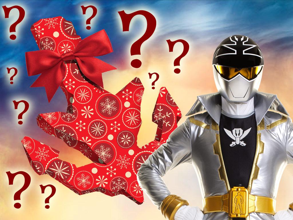What Super Mega gift awaits Orion?