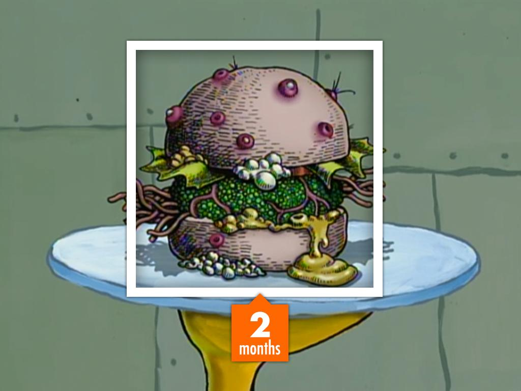 The Nasty Patty (SpongeBob Squarepants)