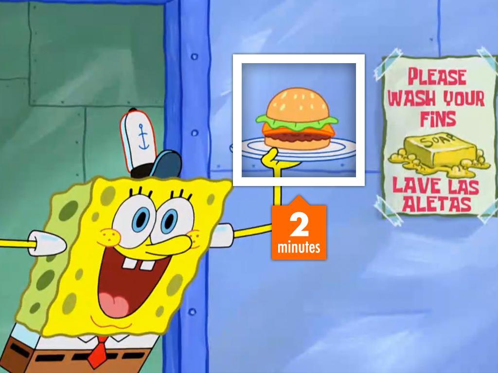 The Krabby Patty (SpongeBob Squarepants)