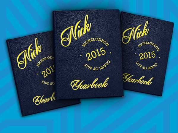 Nick 2015 Yearbook