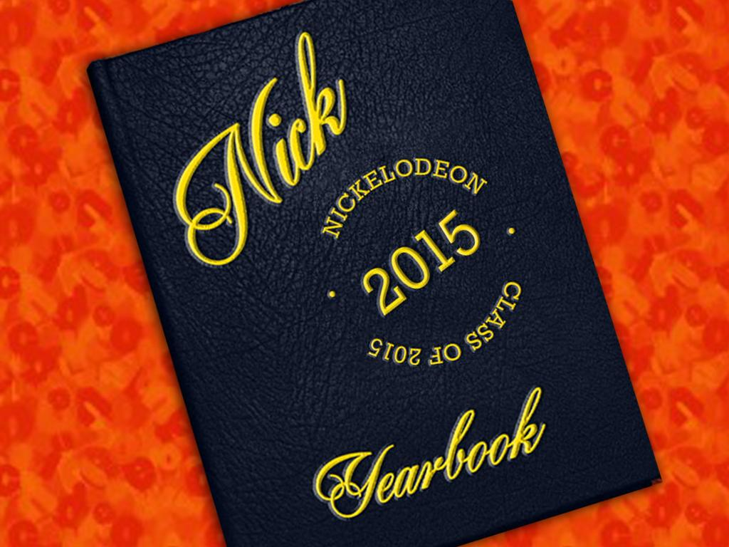 Welcome to the Nick 2015 Yearbook!