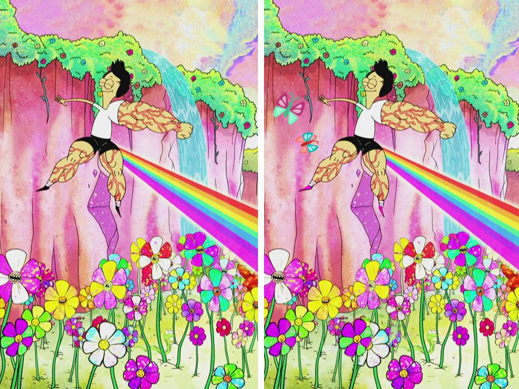 Can you spot all three differences?