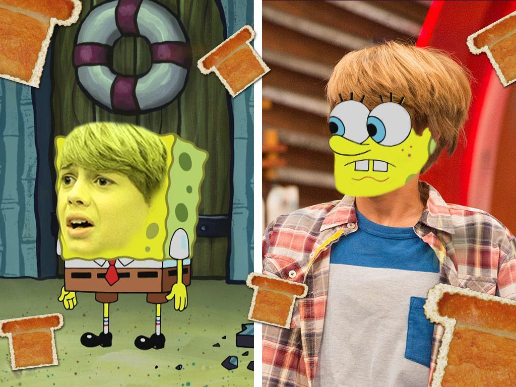 SpongeBob SquarePants & Henry Danger