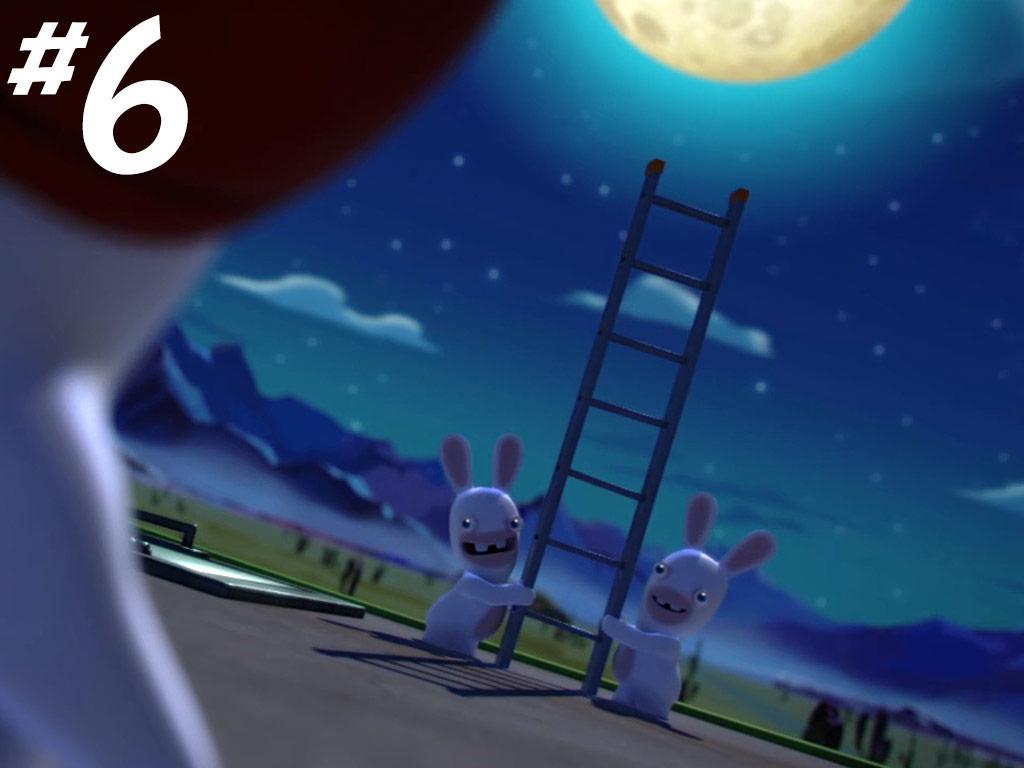 STEP 6: Grab A Ladder