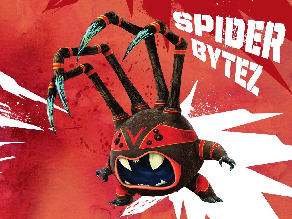 Spider Bytez!