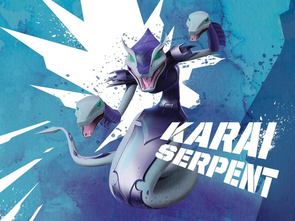 Karai Serpent!