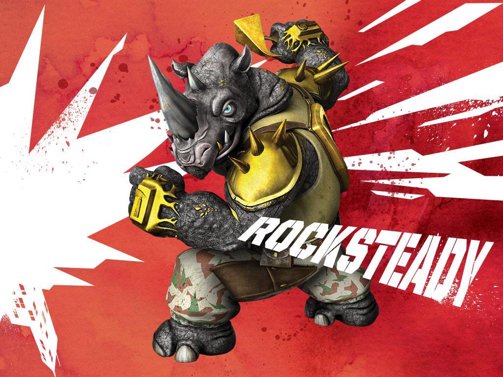 Rocksteady!