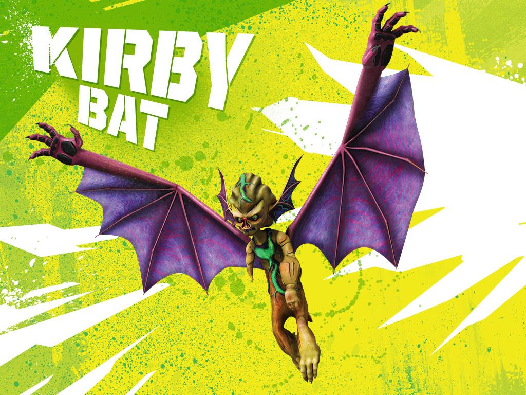Kirby Bat!