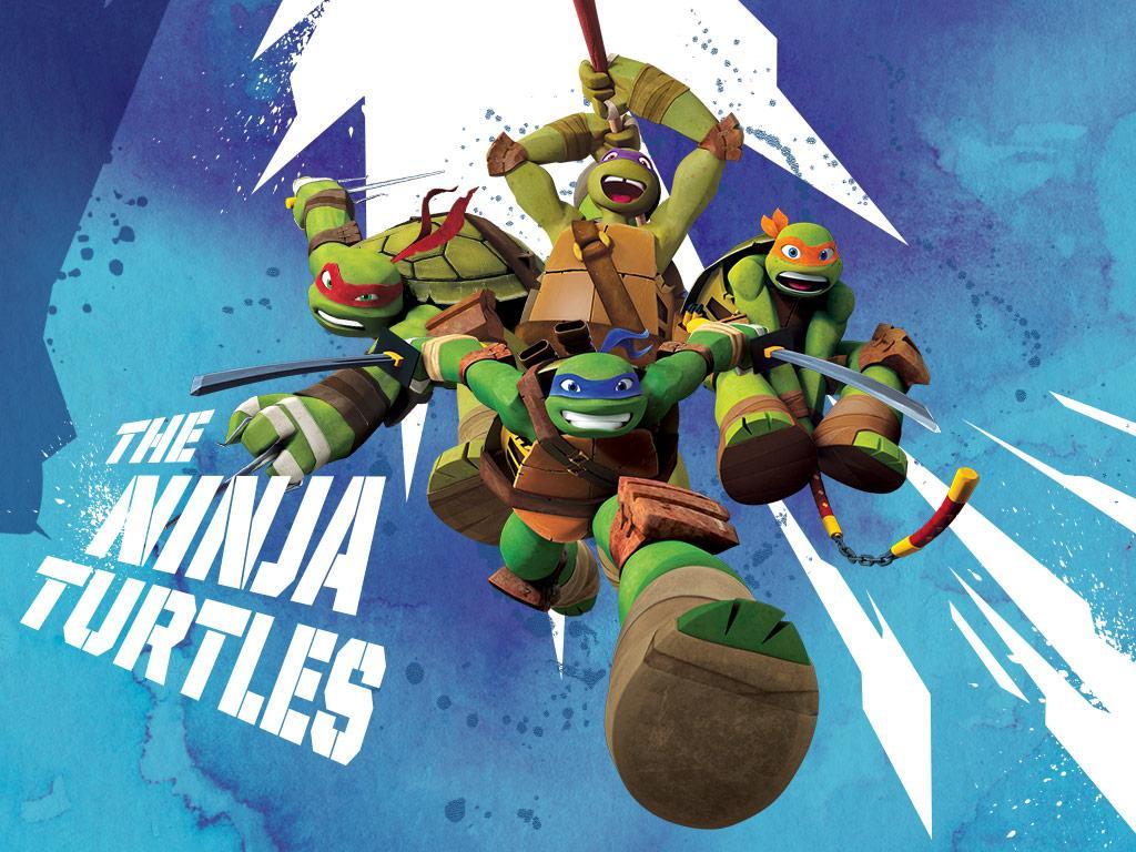 The Ninja Turtles!