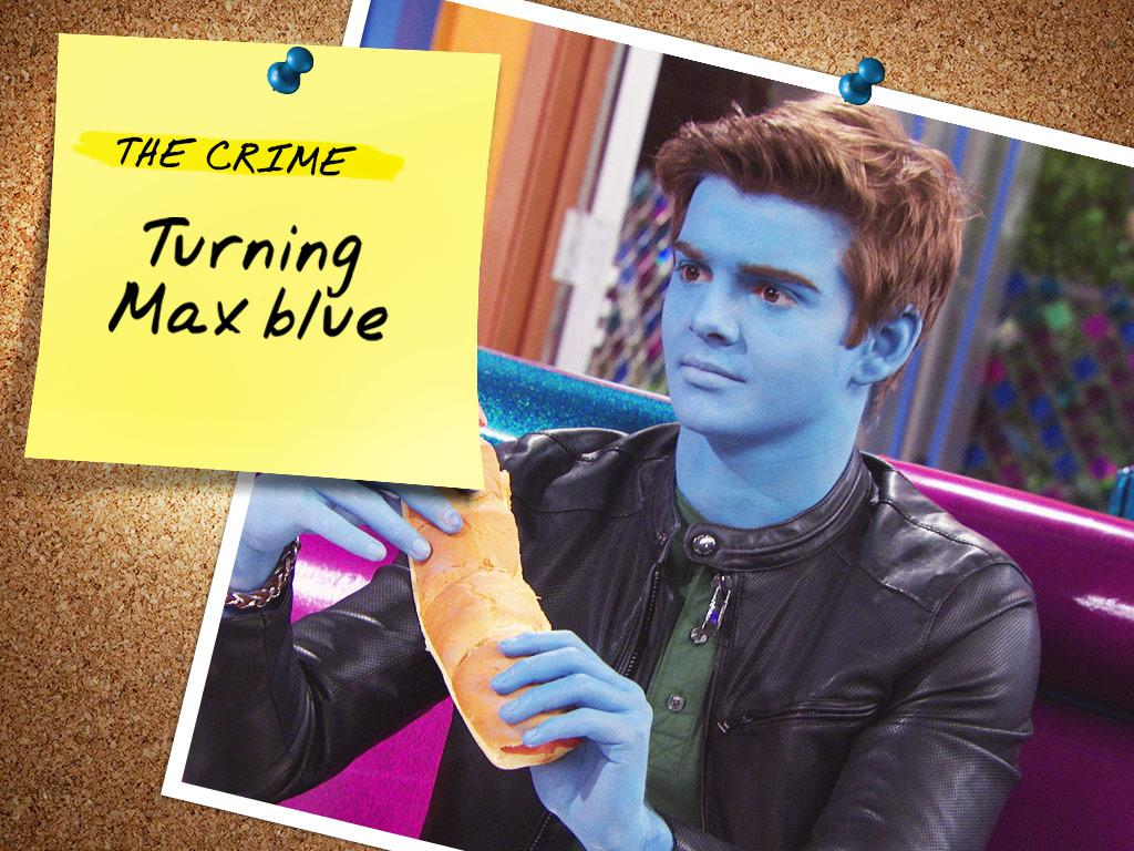 The Thundermans: The Crime