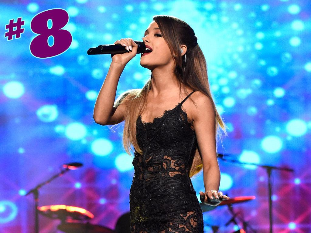 Ariana Became a Star!