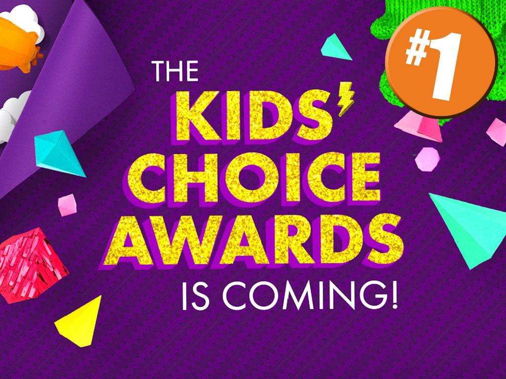 The Kids' Choice Awards!