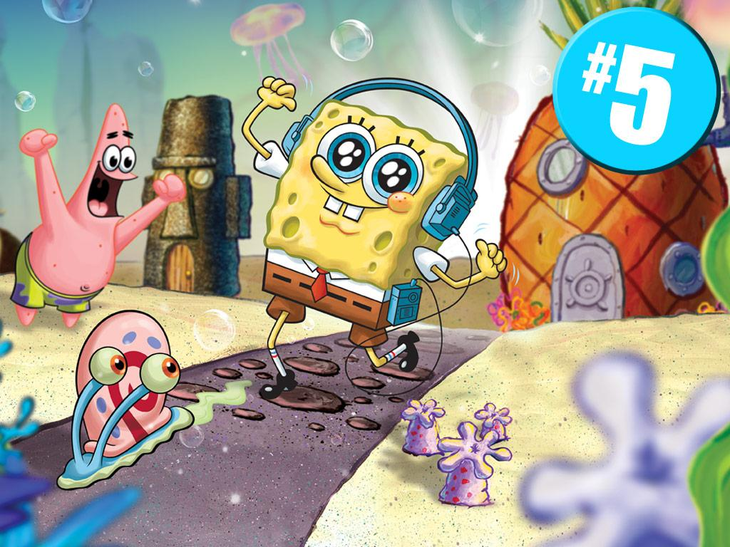 More SpongeBob!