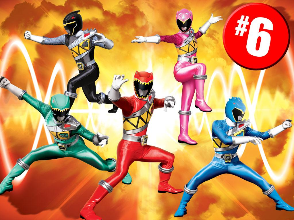 Power Rangers Dino Charge!
