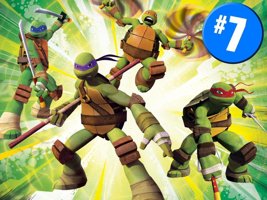All New TMNT!