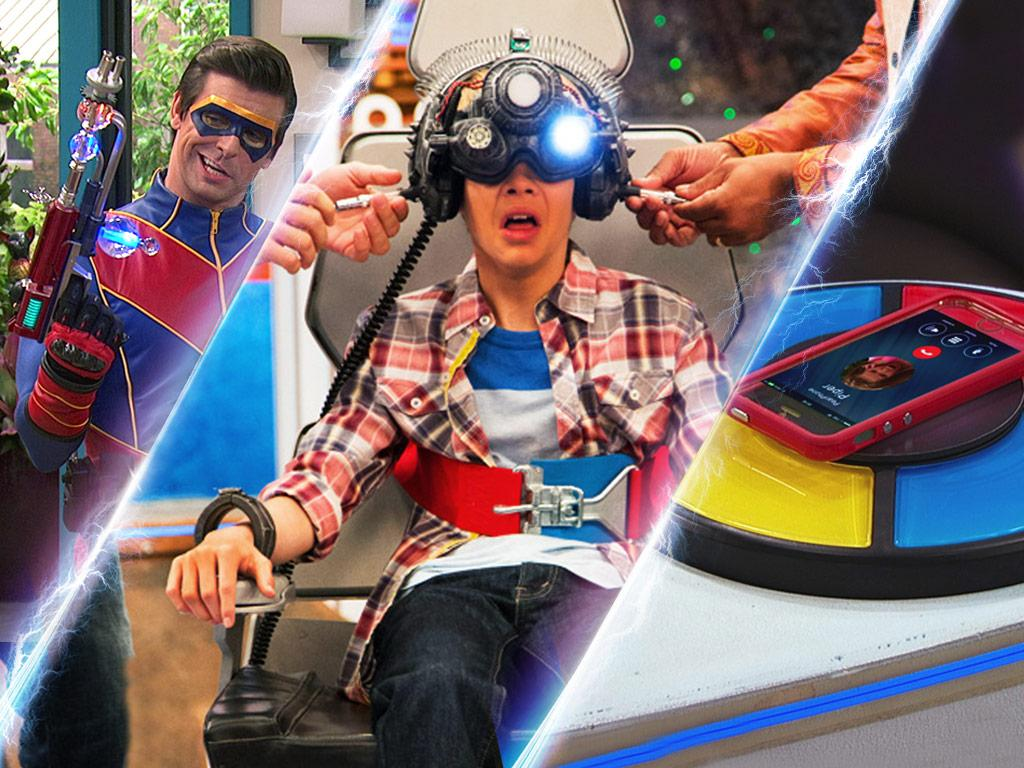 10 Coolest Gadgets from Henry Danger