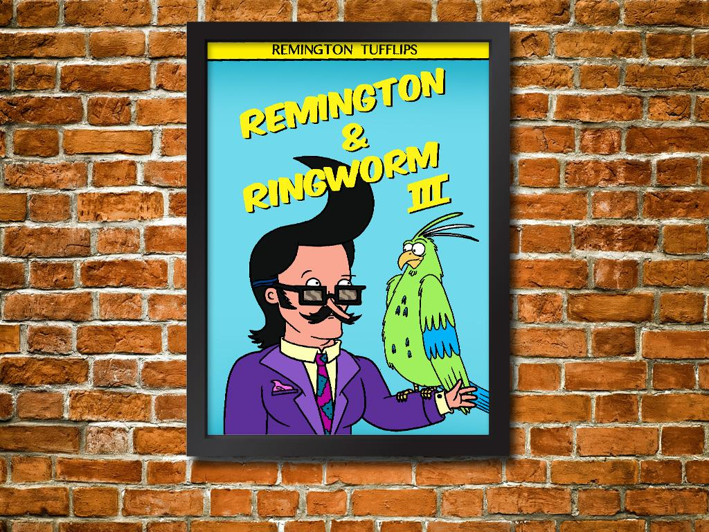 Remington & Ringworm 3