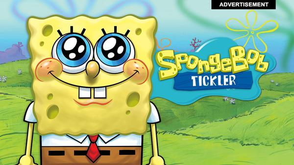 Spongebob Tickler Featured Image