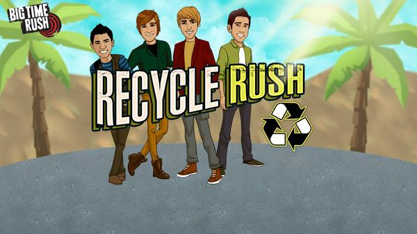 Recycle Rush Featured Image