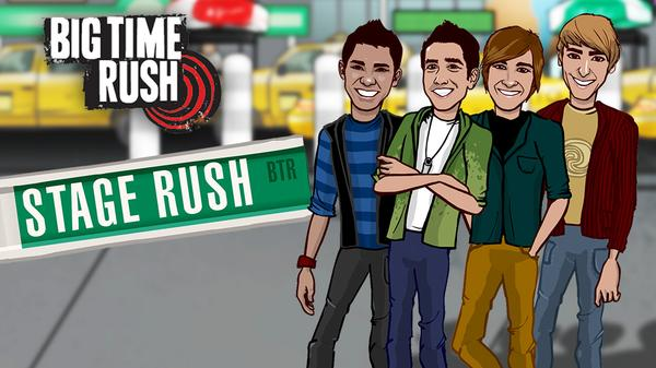 Stage Rush Featured Image