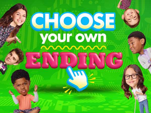 Choose Your Own Ending The Game