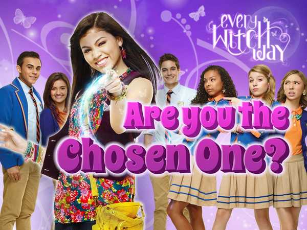 Every Witch Way: Are You The Chosen One?