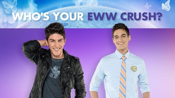 Who's Your EWW Crush? Featured Image