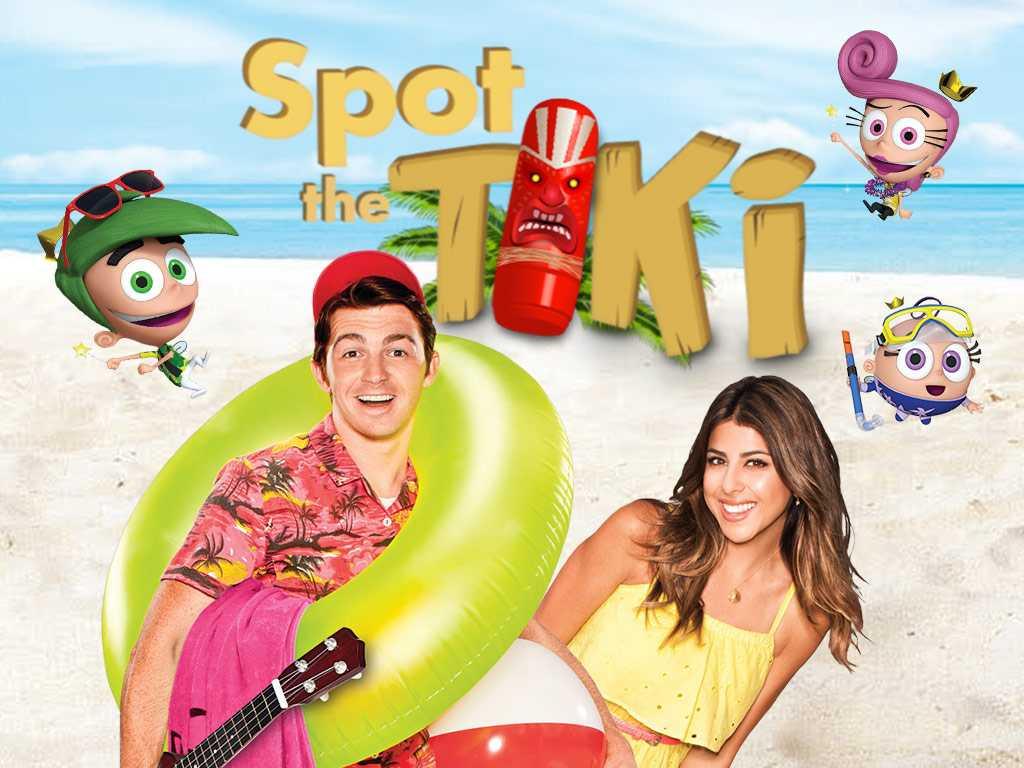 The Fairly OddParents: Spot the Tiki