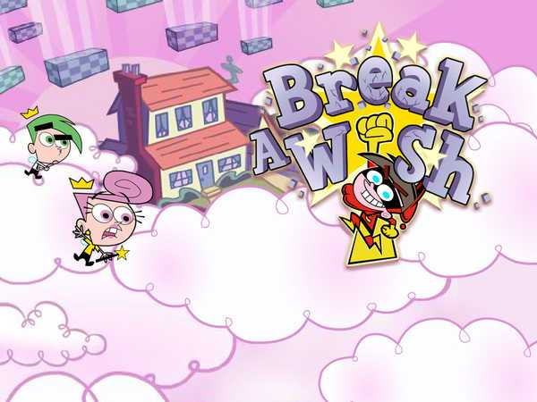 The Fairly OddParents: Break a Wish