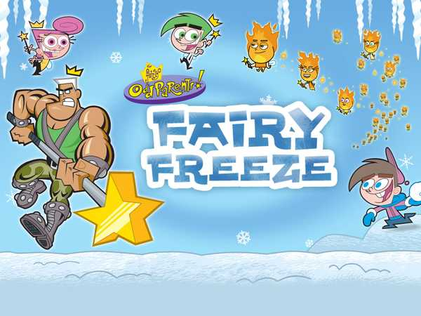 The Fairly OddParents: Fairy Freeze