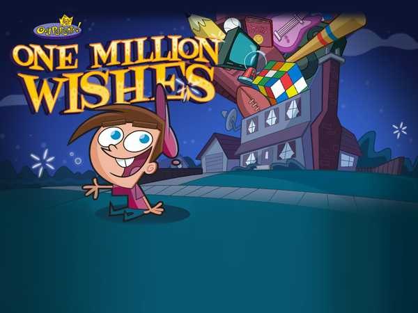 The Fairly OddParents: One Million Wishes