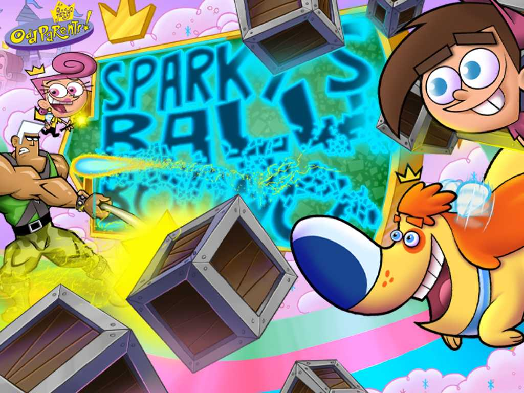 The Fairly OddParents: Sparky's Ball Bounce