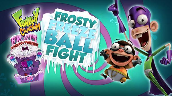 Frosty Freeze Ball Fight Featured Image