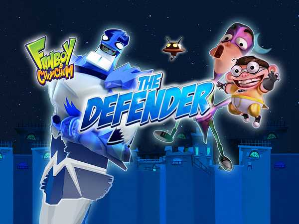 Fanboy and Chum Chum: The Defender
