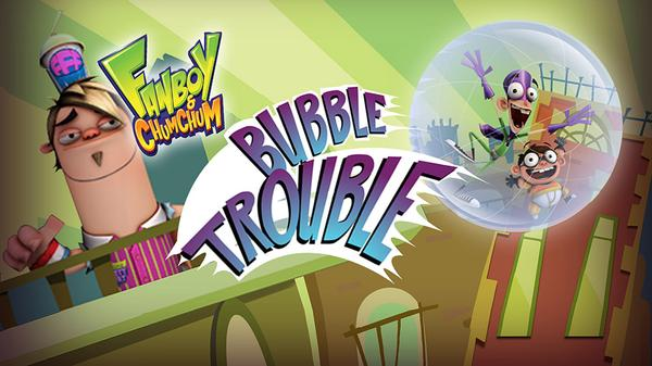 Bubble Trouble Featured Image