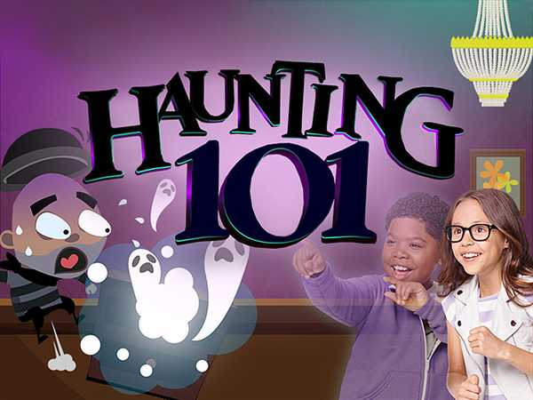 Haunted Hathaways: Haunting 101