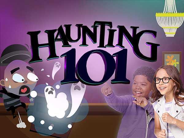 Haunted Hathaways: Haunting 101