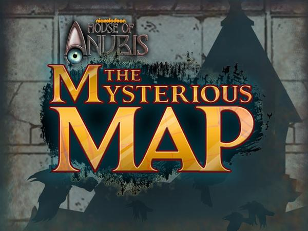 The Mysterious Map Featured Image