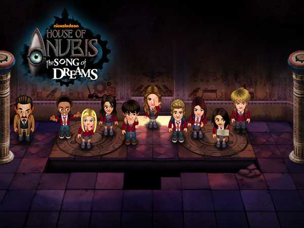House of Anubis: The Song of Dreams