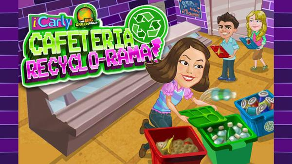 Cafeteria Recyclo-rama Featured Image