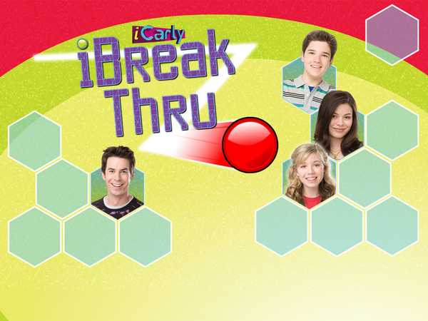 iCarly: iBreak Thru