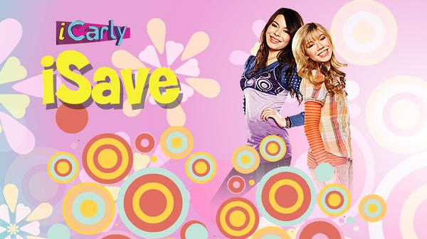 iSave iCarly Featured Image