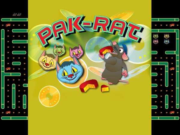 iCarly: Pak Rat