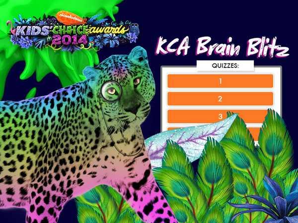 KCA Brain Blitz 2014