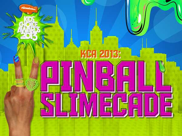 KCA 2013: Pinball Slimecade