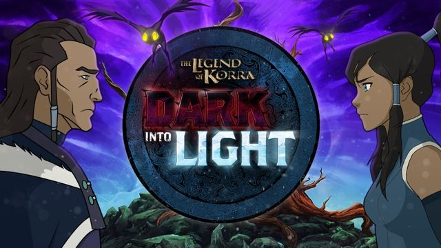 legend of korra  dark into light trivia