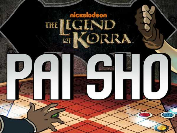 Legend of Korra: Pai Sho