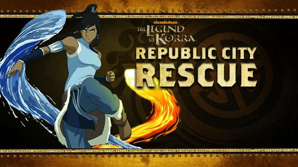 Republic City Rescue Featured Image