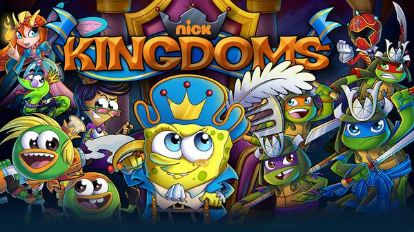 Nickelodeon Kingdoms Featured Image
