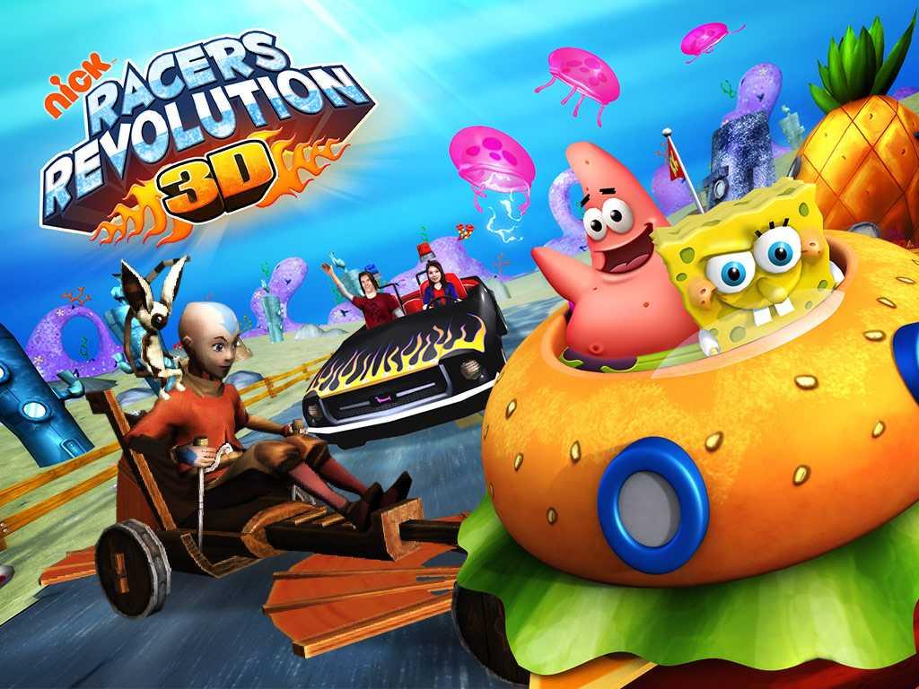 Spongebob Kostenlos Spiele
